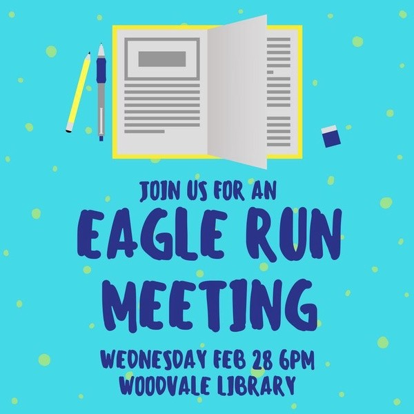 Woodvale Elementary PTC FRmeeting Eagle Run Planning Session