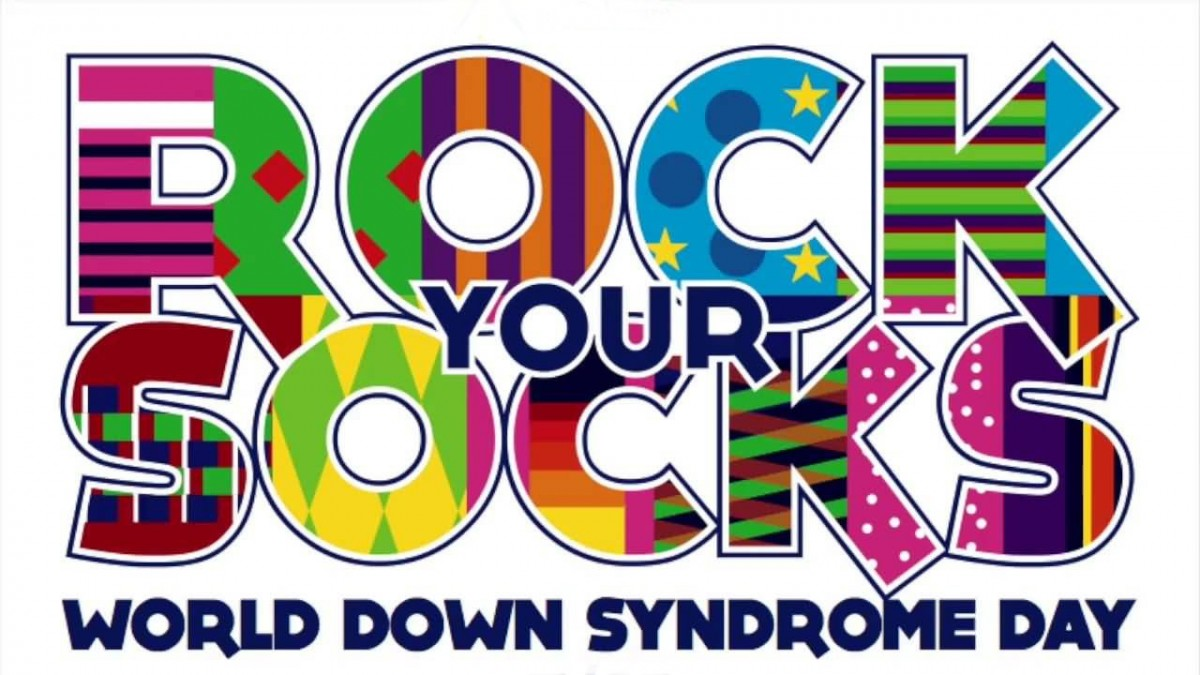 Woodvale Elementary PTC rock-your-socks Rock Your Socks for World Down Syndrome Day!