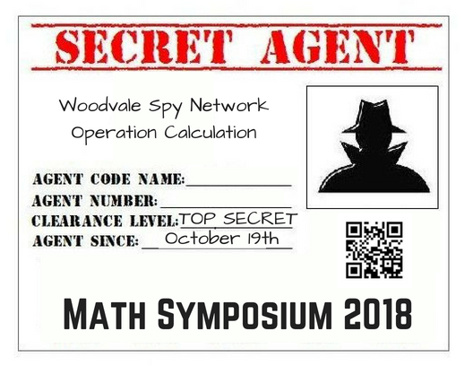 Woodvale Elementary PTC Woodvale-Spy-NetworkOperation-Calculation-2 Woodvale Symposium needs Volunteers!